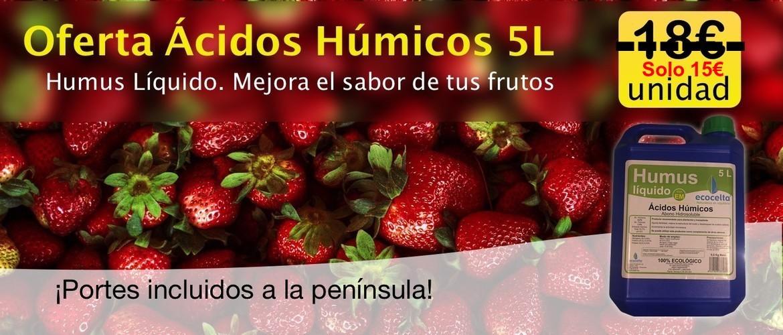 oferta humus 5L